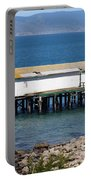 Dock At Point Reyes Calfornia . 7d16070 Portable Battery Charger