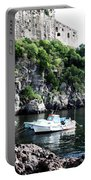 Docked At Sea Portable Battery Charger