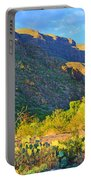 Dog Canyon Nm Oliver Lee Memorial State Park Portable Battery Charger