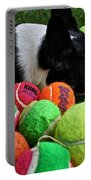 Dog Dreams Portable Battery Charger