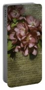 Dogwood Days Portable Battery Charger