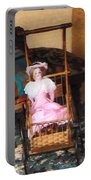 Doll In Carriage Portable Battery Charger