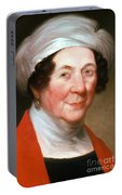 Dolley Madison Portable Battery Charger