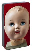 Dolls Haed Portable Battery Charger