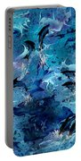 Dolphin Enchantment Portable Battery Charger