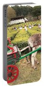 Donkey And Tea Gardens Portable Battery Charger