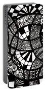 Doodle Circular  Portable Battery Charger