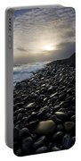 Doolin, County Clare, Ireland Pebble Portable Battery Charger
