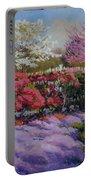Dotti's Garden Spring Portable Battery Charger