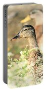 Double Duck Portable Battery Charger