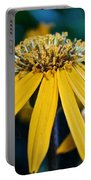 Double Yellow Portable Battery Charger
