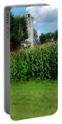 Down On The Wisconsin Farm Portable Battery Charger