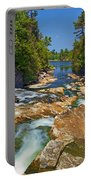 Down The Bonnechere Portable Battery Charger