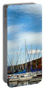 Down To The Docks Portable Battery Charger
