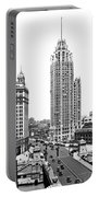 Downtown Chicago Portable Battery Charger