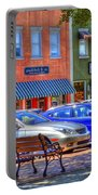 Downtown Georgetown Portable Battery Charger