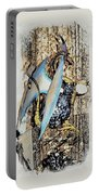 Dragon Reflexions And Repetition Portable Battery Charger