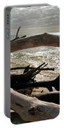 Driftwood Jungle II Portable Battery Charger