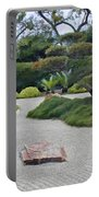 Dry Garden Sea Portable Battery Charger