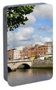 Dublin Cityscape Portable Battery Charger