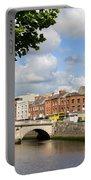 Dublin Cityscape Portable Battery Charger