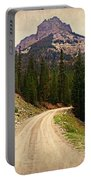 Dubois Mountain Road Portable Battery Charger