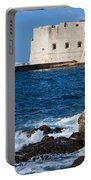 Dubrovnik Fortification And Bay Portable Battery Charger