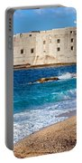Dubrovnik Old Town In Croatia Portable Battery Charger