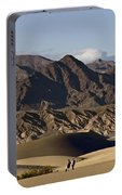 Dunes Of Death Valley Portable Battery Charger