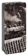 Durango And Silverton Steam Train Portable Battery Charger