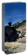 Durango And Silverton Train Portable Battery Charger