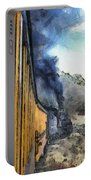 Durango Silverton Painterly 3 Portable Battery Charger