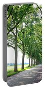 Dutch Country Road Portable Battery Charger