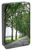 Dutch Road - Digital Painting Portable Battery Charger