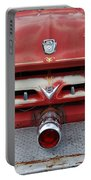 E Town Fire Truck Portable Battery Charger