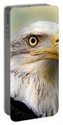 Eagle Portrait Portable Battery Charger