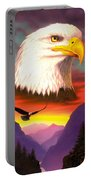 Eagle Portable Battery Charger by MGL Studio - Chris Hiett
