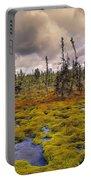 Eagle Plains, Yukon Territory, Canada Portable Battery Charger