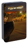 Eagle Watching Grants Pass Night Portable Battery Charger
