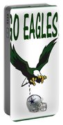 Eagles Vs Dallas Portable Battery Charger