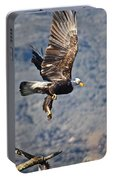 Eagle's Wings Portable Battery Charger
