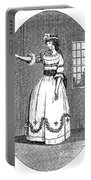 Early American Actress Portable Battery Charger