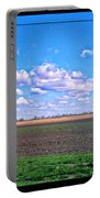 Early Spring Farmland Portable Battery Charger