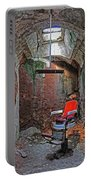 Eastern State Penitentiary Barber Shop Portable Battery Charger