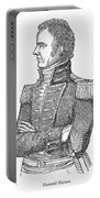Edmund Pendleton Gaines Portable Battery Charger