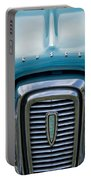 Edsel Corsair Grille Emblem Portable Battery Charger