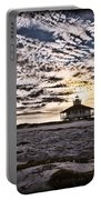 Eerie Lighthouse Portable Battery Charger