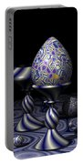 Egg And Goblet Portable Battery Charger