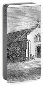 Egypt: El Guisr Church, 1869 Portable Battery Charger