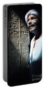 Egyptian Portrait 2 Portable Battery Charger
